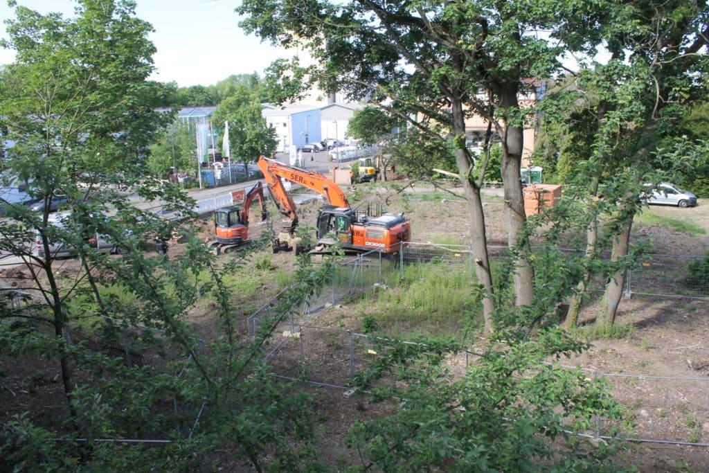 Jetzt geht's los! Baustart für inklusives Wohnprojekt in Bad Friedrichshall
