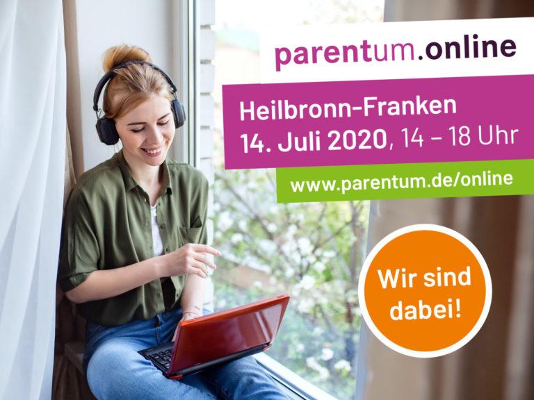 Einladung zur Messe parentum online
