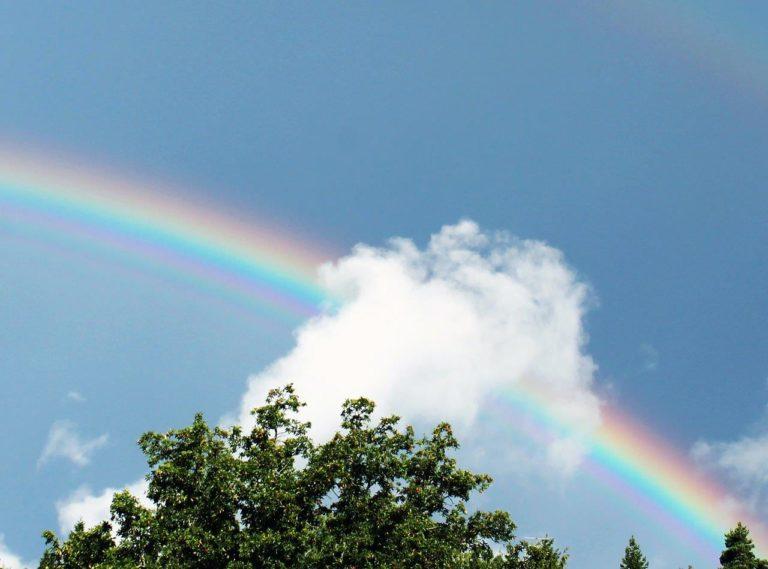Regenbogen - Harald Arlander, unsplash